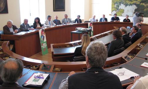 Conferenza stampa di presentazione dell'edizione 2014/2015 dei Giochi Interaziendali