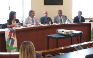 Conferenza stampa di presentazione dei Giochi Interaziendali