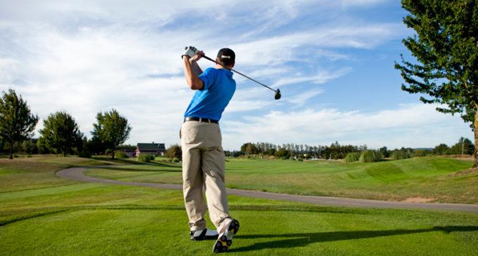 Terza edizione delle gare di Golf a Salsomaggiore Terme