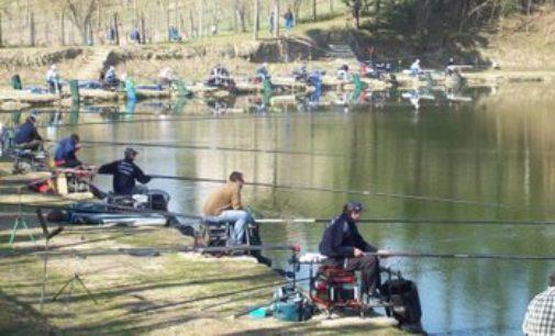 Gara di Pesca Sportiva a Bezze