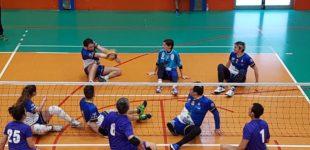 Per la prima volta il Sitting Volley ai Giochi Interaziendali